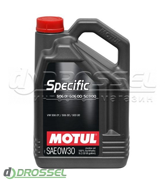 motul specific vw 0w30