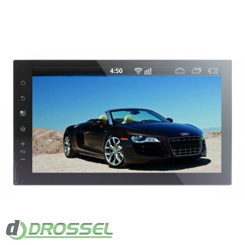 Dvd Android Car Roadrover Toyota Universal