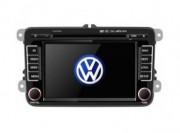 Штатная магнитола FlyAudio E66007NAVI для Volkswagen Passat, Tiguan, Caddy, Golf, EOS, Polo, CC