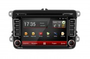 Штатная магнитола FlyAudio G8007 для Volkswagen Passat, Tiguan, Caddy, Golf, EOS, Polo, CC на базе OS Android