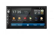 Штатная магнитола FlyAudio G8006 для Nissan Qashqai, Juke, Pathfinder, Micra, X-Trail, Note на базе OS Android