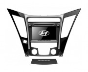 Штатная магнитола FlyAudio E75062NAVI для Hyundai Sonata 2011