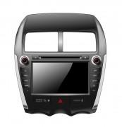 Штатная магнитола FlyAudio E75068NAVI для Mitsubishi ASX
