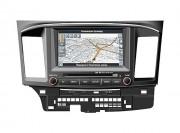Штатная магнитола FlyAudio E75078NAVI для Mitsubishi Lancer X