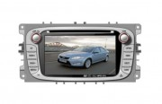 Штатная магнитола FlyAudio E75022NAVI для Ford Mondeo, Focus, S-Max