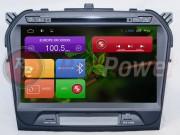Штатная магнитола RedPower 21153 для Suzuki Grand Vitara New 2015+ на базе OS Android 4.4.2