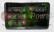 Штатная магнитола RedPower 21004B9 для Seat Toledo New на базе OS Android 4.4.2