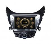 Штатная магнитола RedPower 12090 для Hyundai Elantra MD FL