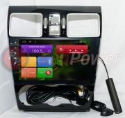 Штатная магнитола RedPower 21262B для Subaru XV, Forester SJ 2013-2015, Impreza IV 2011+ на базе OS Android 4.4.2