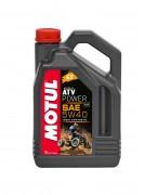 Моторное масло для квадроциклов Motul ATV Power 4T 5W-40 (1л)