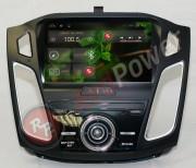 RedPower Штатная магнитола RedPower 21150B для Ford Focus 3 на базе OS Android 4.4.2
