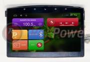 Штатная магнитола RedPower 21242B для Kia Sorento 2015+ на базе OS Android 4.4.2