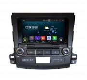 Штатная магнитола Incar AHR-6181 для Mitsubishi Outlander XL на базе OS Android 4.4.4