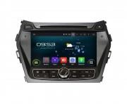 Штатная магнитола Incar AHR-2483 для Hyundai Santa Fe 2013 (ix45) на базе OS Android 4.4.4