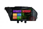 Штатная магнитола RedPower 18468B для Mercedes-Benz GLK 2008-2012 на базе OS Android 4.4.2