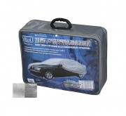 Тент для автомобиля Vitol CC13401 (серый цвет)
