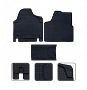 Коврики резиновые в салон ''P/A'' для Fiat Scudo 2007+, Peugeot Expert 2007+, Citroen Jumpy 2007+