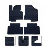 Коврики резиновые в салон ''P/A'' для Hyundai ix35 2010+, Kia Sportage 2010+