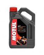 Мотоциклетное моторное масло Motul 7100 4T 5W-40