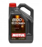 Motul Моторное масло Motul 8100 Eco-clean+ 5W-30 C1