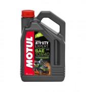 Моторное масло для квадроциклов Motul ATV-UTV Expert 4T 10W-40