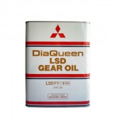 Оригинальная жидкость Mitsubishi DiaQueen LSD Gear Oil 90 GL-5 (4л) 3775610