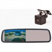 """Система видеопарковки: Зеркало заднего вида со встроенным 4,3"""" монитором и камерой заднего вида Prime-X M-043S plus"""
