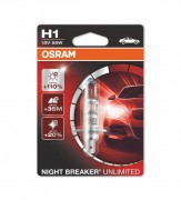 Лампа галогенная Osram Night Breaker Unlimited OS 64150 NBU-01B (H1)