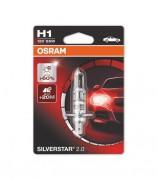 Лампа галогенная Osram Silverstar 2.0 OS 64150 SV2-01B (H1)