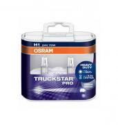 Комплект галогенных ламп Osram Truckstar Pro OS 64155 TSP DUOBOX (H1)
