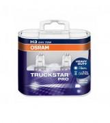 Комплект галогенных ламп Osram Truckstar Pro OS 64156 TSP DUOBOX (H3)