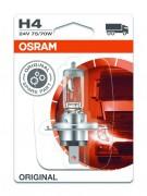 Лампа галогенная Osram Original Line OS 64196-01B (H4)
