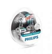 Philips Комплект галогенных ламп Philips X-tremeVision PS 12342XV+S2 (H4)