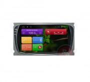Штатная магнитола RedPower 21003B для Ford C-Max, Focus, Galaxy, Mondeo на базе OS Android 4.4.2