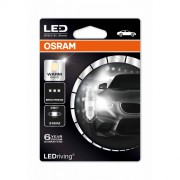 Светодиодная (LED) лампа Osram LEDriving Premium 6497WW-01B (C5W) 4000K 31 mm