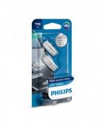 Комплект светодиодов Philips Vision (T10 / W5W) 12791 (4500K, 5500K)