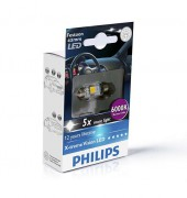 Светодиодная лампа Philips X-tremeVision LED (C5W) PS 12946 1LED (6000K)