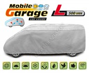 Тент для автомобиля Kegel Mobile Garage L500 Van (серый цвет)