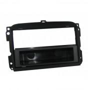 Переходная рамка Connects2 CT24FT34 для Fiat 500L 2012+, 2 DIN / 1 DIN