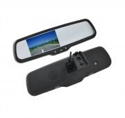 Зеркало заднего вида с монитором Swat VDR-TY-02