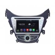 Штатная магнитола Incar AHR-2464 для Hyundai Elantra 2013+ на базе OS Android 4.4.4