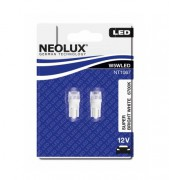 Комплект светодиодов Neolux NT1067 (T10 / W5W) 6700K