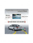 Модуль прорисовки траектории движения автомобиля при парковке Falcon PS01