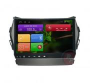 Штатная магнитола RedPower 21210B для Hyundai Santa Fe III 2012+, Santa Fe Grand 2014+ на базе OS Android 4.4.2