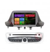 Штатная магнитола RedPower 21059 для Renault Fluence 2013+, Megane III 2008+ на базе OS Android 4.4.2