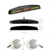 Парктроник ParkMaster BS 2251 для заднего и переднего бампера с LED-дисплеем