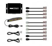 Парктроник ParkMaster BS 4651 для заднего и переднего бампера с LED-дисплеем