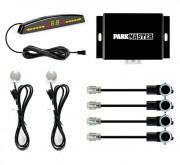 Парктроник ParkMaster BS 2261 для заднего и переднего бампера с LED-дисплеем
