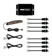 Парктроник ParkMaster BS 2661 для заднего и переднего бампера с LED-дисплеем