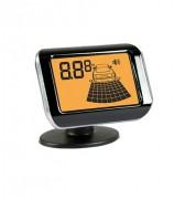 Парктроник ParkMaster 4-DJ-28 для заднего бампера с LCD-дисплеем